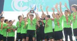 Costa Blanca Cup celebra su 25 aniversario con la presencia de más de 3.600 futbolistas de 18 países