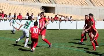 El Torneo 'Inclusive Football' reunió en Sevilla a equipos alevines en partidos con discapacitados