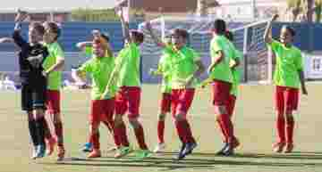 Grupos de la (ahora sí) primera jornada de la IX Copa Federación Alevín el domingo 28 de octubre