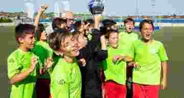Levante, Malilla, Valencia, Cracks y Sporting Benissanó conquistaron la Copa de Campeones FFCV 2017-2018
