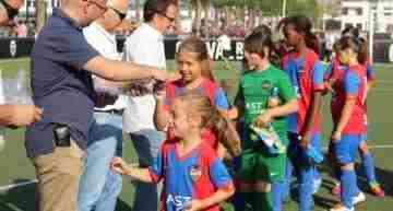 Ontinyent, orgullosa de ser 'epicentro del fútbol femenino' el sábado 2 de junio