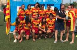 Cataluña y la Comunidad de Madrid, Campeones de España de Rugby Seven en Edad Escolar cadete