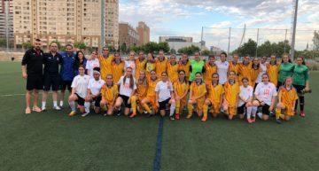 Convocatoria de entrenamiento para la Selección FFCV Sub-14 Femenina el martes 19