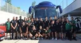 Levante, Castellón y Orihuela se juegan la ida de la última eliminatoria para ascender a Segunda B