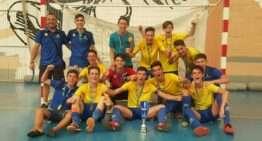 Unas apasionantes finales de Copa en Carcaixent y Peñíscola cerraron la temporada de futsal FFCV 2017-2018