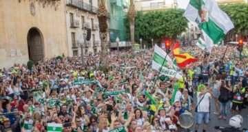 Elche, CD Castellón y Levante Atlético vivieron su merecida fiesta del ascenso