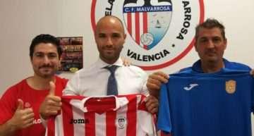 Acuerdo de colaboración entre CF Malvarrosa y la selección Atlético Cabanyal