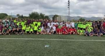 El Valencia CF captura la I Copa Federación Femenina y el Levante Femenino conquista la Copa de Campeones de fútbol-8