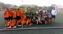 GALERÍA: Fin de temporada con torneos en la Escuela de Fútbol Deportes Jucar