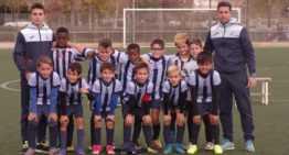 El Benjamín 'B' del Deportivo La Rambleta va directo a por la temporada perfecta