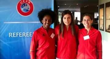 Un árbitra valenciana estará en el Campeonato Sub-15 Femenino de CONCACAF