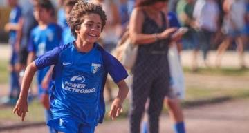 La fiesta de final de temporada del CF San José, en Plaza Deportiva