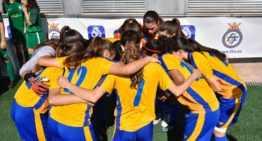 La Selección Valenciana Femenina Sub-16 se impuso a Andalucía y jugará la final del Campeonato de España (4-1)