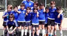 Así fue la Liga perfecta del CFB Ciutat de Valencia Benjamín 'C'