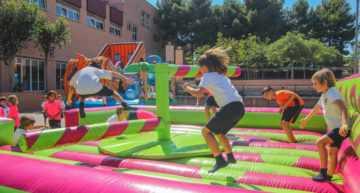GALERÍA: El cierre de temporada del CD Caxton College desde dentro, en Plaza Deportiva