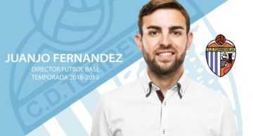 El CD Torrevieja recluta a Juanjo Fernández para dar un nuevo impulso a su fútbol base