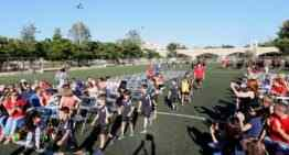 Las fotos del cierre de temporada 17-18 del CD Serranos, en Plaza Deportiva