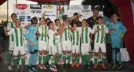 GALERÍA: Benfica, Betis o Valencia dieron lustre al palmarés del II Torneo 'Premis Sant Jordi' Costa Blanca Ciudad de Alcoy