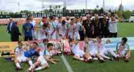 La Selección FFCV Sub-16 sólo sucumbió ante Andalucía tras dos rojas y una prórroga polémica (3-5)