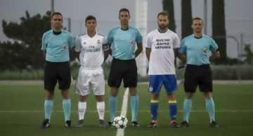 Un gol ilegal elimina al Valencia Juvenil de la Copa del Rey ante el Real Madrid (3-3)