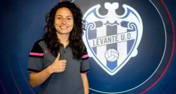 El Levante UD oficializa la llegada de Ivana Andrés para la próxima campaña