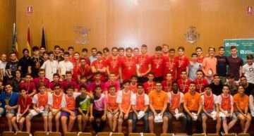 Calendarios definitivos de los Juegos Escolares 2018-2019 en la FFCV