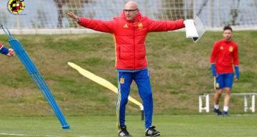 Cuatro valencianos jugarán con España Sub-18 los Juegos del Mediterráneo