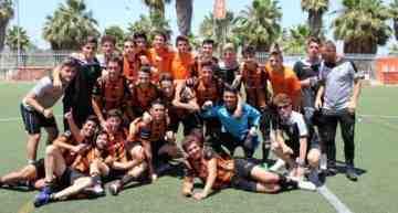 Alboraya, Patacona, Juventud Picanya y Olímpic ya son de Liga Nacional Juvenil