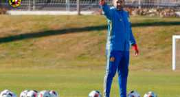 Alejandra Serrano, Natalia Ramos y María Jiménez estarán con la Selección Sub-19 preparando el Europeo