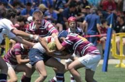 Quatre Carreres acogerá la primera edición del Campeonato de España de Rugby Inclusivo Seven el 23 y 24 de junio