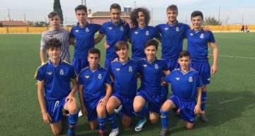 La Selección FFCV Sub-14 vuelve a reunirse en Picassent este miércoles 13