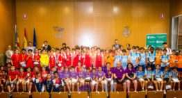 GALERÍA: El Fútbol Sala Escolar valenciano celebró su Gala de Trofeos 2017-2018