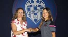 El Levante confirma la llegada de Claudia Zornoza