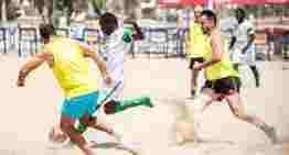 El XXV Trofeo Ciudad de Valencia de Fútbol Playa celebrará sus bodas de plata en Las Arenas el 14 y 15 de julio