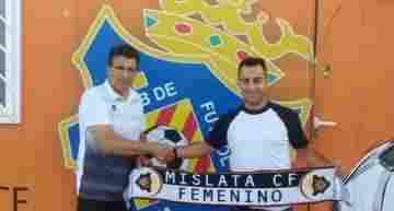 El Mislata Femenino anuncia la llegada de Antonio Marín como nuevo coordinador