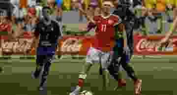 VIDEO: Rusia no tuvo piedad de una Selección Valenciana entregada (6-0)