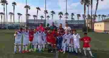 Oliva Nova acogió el I Torneo Nacional Desafío AC Sports de fútbol base