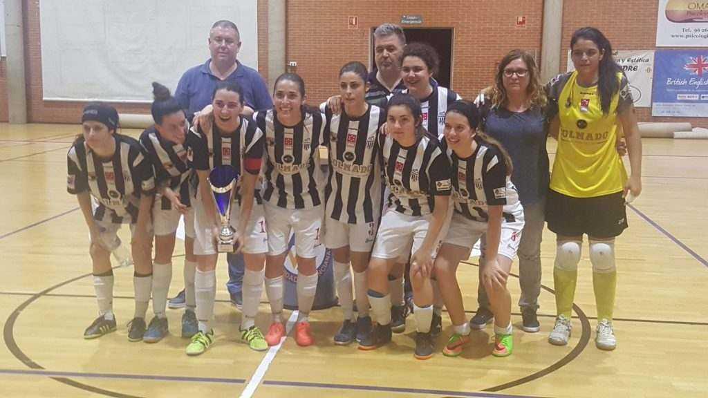 Castellón FS se alzó con la Copa Federación Femenina de futbol sala ... 47d0c9619b71f
