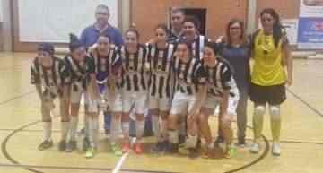 Castellón FS se alzó con la Copa Federación Femenina de futbol sala