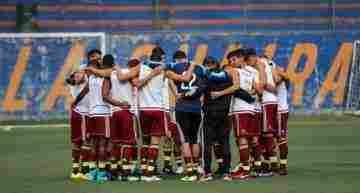 La 'Vinotinto' Sub-20, preparada ante su gran reto: 'Podemos ganar la medalla de oro del COTIF'