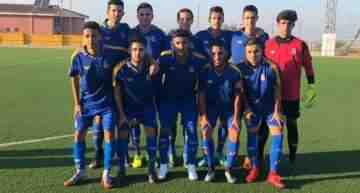 Lista de convocados (casi) definitiva de la Selección FFCV Sub-20 para el COTIF 2018