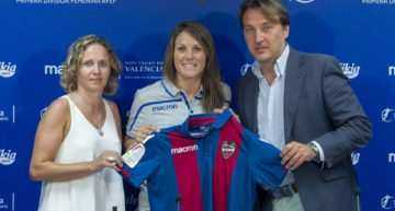 Ruth García: 'Era el momento perfecto para venir al Levante Femenino e intentar conseguir algo muy grande'