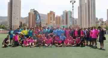 GALERÍA: Así vivió el Levante UD EDI, desde dentro, la Costa Blanca Cup Inclusive 2018