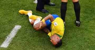 VIDEO: Neymar y su teatro se convierten en carne de 'meme' para estas escuelas de fútbol base