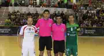 Tres nuevos colegiados FFCV en la primera línea nacional del fútbol sala
