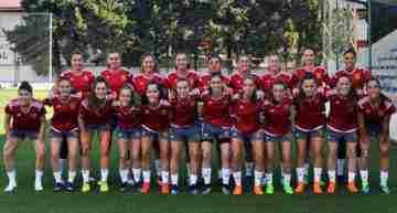 La Selección española femenina Sub-20 comienza la preparación de cara al Mundial