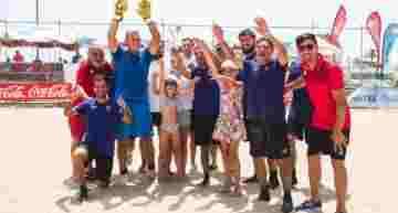 UD Fonteta se adjudica el XXV Trofeo Ciudad de Valencia, en el que los migrantes del Aquarius acaban cuartofinalistas