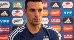 Lionel Scaloni, seleccionador de Argentina: 'Queremos devolver a la selección todo lo que nos ha dado'