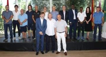 VIDEO: La recepción oficial del COTIF 2018 a las selecciones nacionales confirma de nuevo su proyección mundial