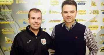 Ricardo Íñiguez ya es el nuevo entrenador del Viveros Mas de Valero de fútbol sala